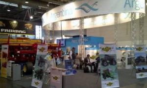 Stand Argentino