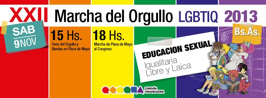 marcha orguyo gay