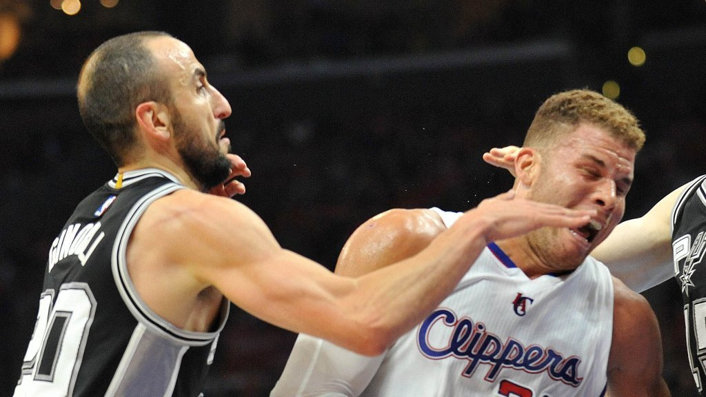 spurs vs clippers