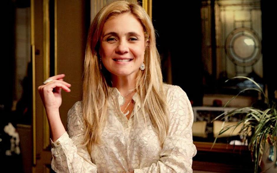 Andrea Estévez, la