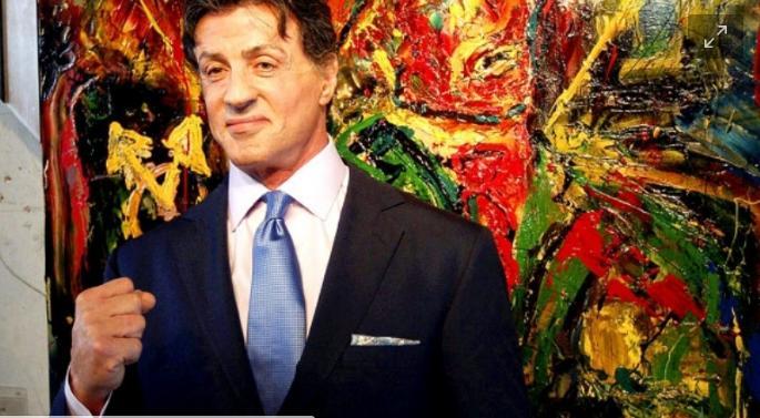 Sylvester Stallone Compartió Un Mensaje Motivacional En Sus