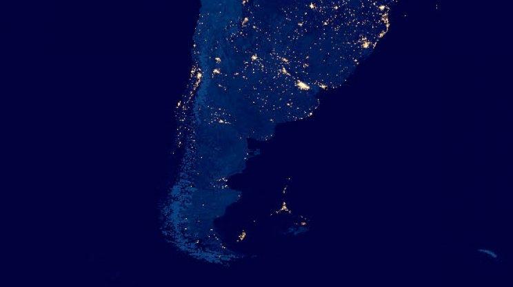 Foto Satelital Devela Gran Cantidad De Intrusos Pesqueros En El Mar Argentino Cordoba Times