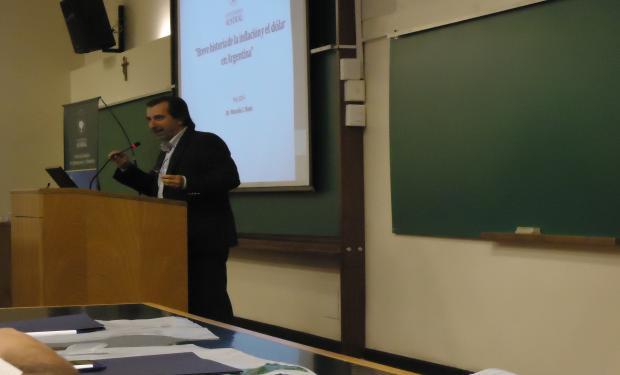 Marcelo Rossi_Director Departamento de Finanzas-Universidad Austral
