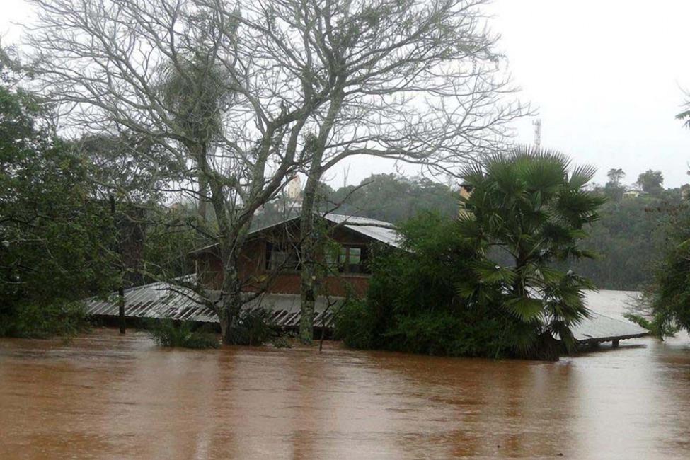 inundaciones santa de