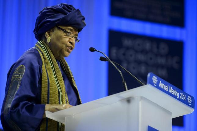 presidente de liberia
