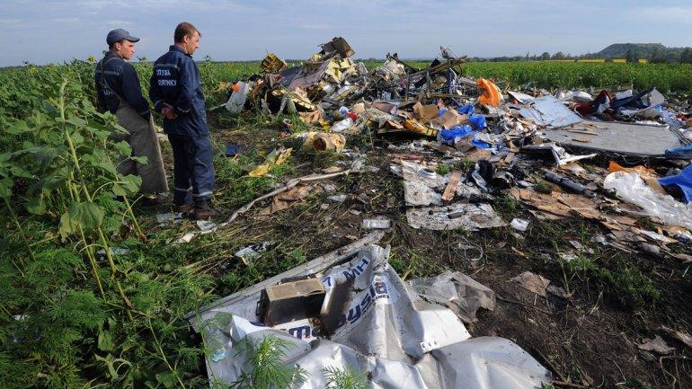 avion derribado ucrania