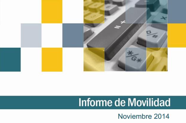 informe de movilidad