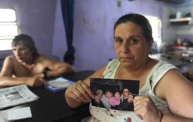 Norma Virginia Bustos //Foto: diario La Capital