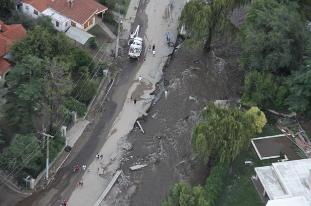 inundaciones cba