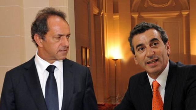 Scioli y Randazzo