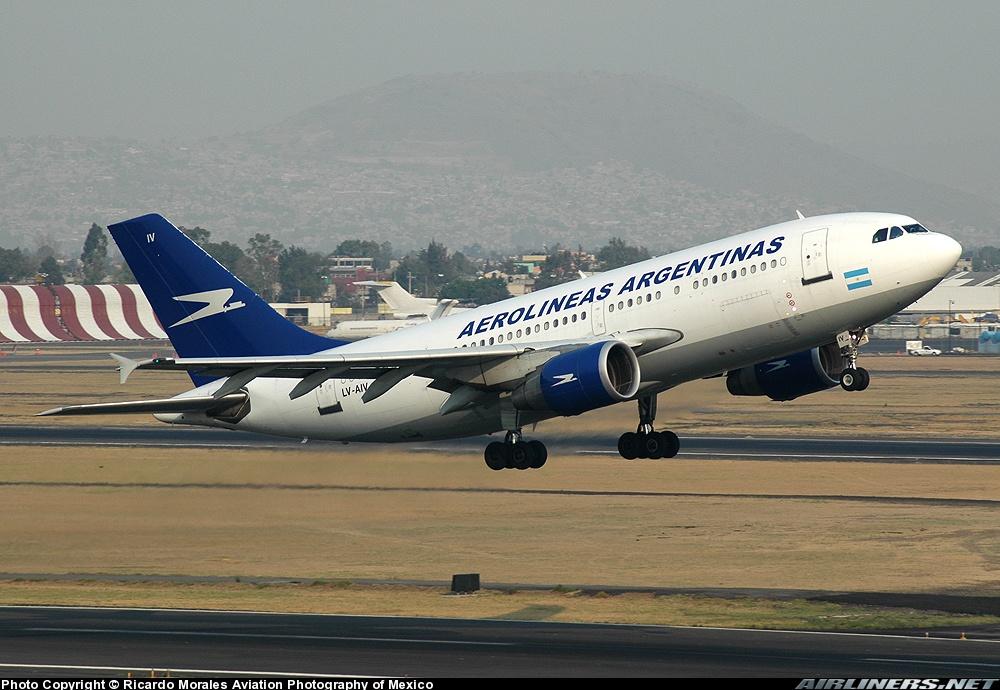 aerolineas arg