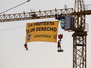 Fotografía de Greenpeace España.