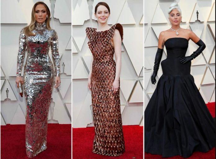 Las mujeres mejor vestidas 2019